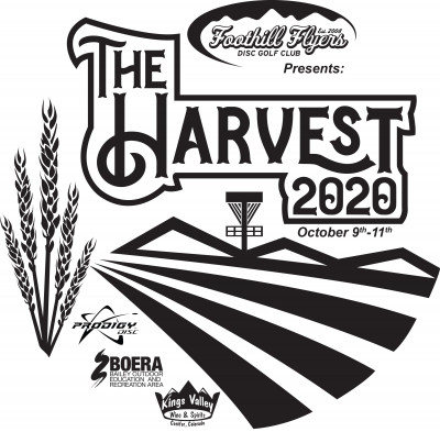 The Harvest Powered by Prodigy logo
