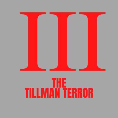 The Tillman Terror 3 logo