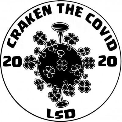 Craken the Covid logo