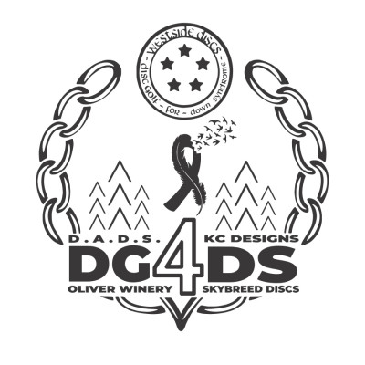 Disc Golf for Down Syndrome - SIFFS #3 logo