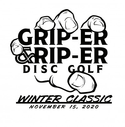 Grip-er and Rip-er Winter Classic Doubles logo