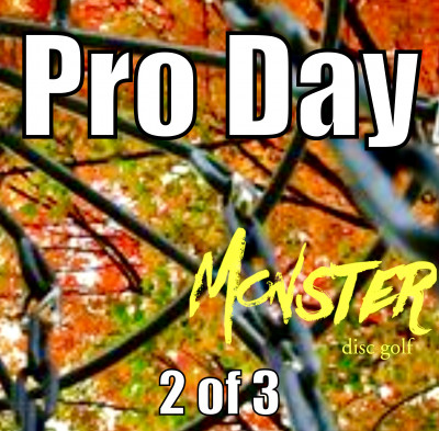 Monster Fall Series Pro Day 2 of 3 logo