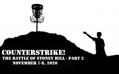 Counterstrike!  The Battle of Stoney Hill,  Part 2 logo