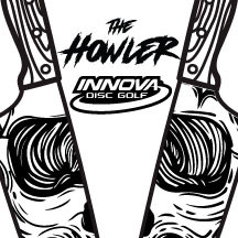The Howler Presented By Innova Champion Discs 2020 logo