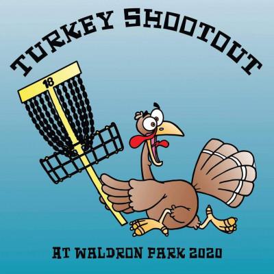 Turkey Shootout @ Waldron Park logo