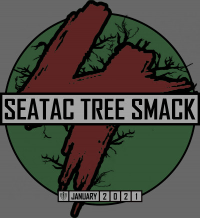 SeaTac Tree Smack 4 (PRO and MA1) logo