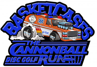 Basket Cases The Cannonball Run Presented by Cannapros! logo