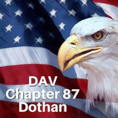Veterans for Vets benefiting Disabled American Veterans Dothan Chapter 87 logo