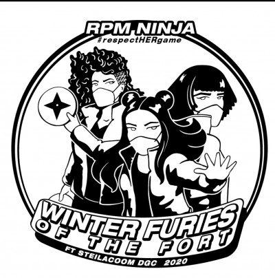 Winter Furies Of The Fort logo