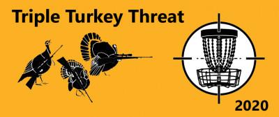 2020 Triple Turkey Threat logo