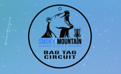 SMD Bag Tag Circuit CHAMPIONSHIP logo
