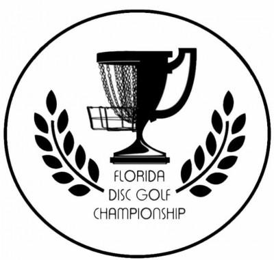 2020 Florida Disc Golf Championship logo