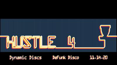 4th Annual Hyzerbomb Hustle logo