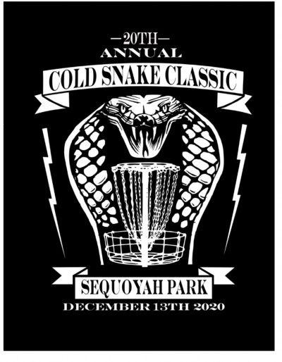 20th Annual Cold Snake Classic logo