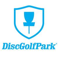 DiscGolfPark Go @ Anheuser-Busch-Winter Series Stop #4 1/31/21 logo