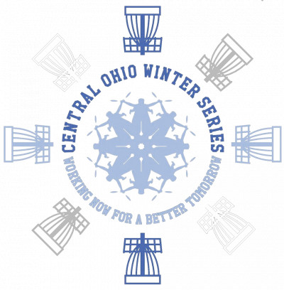 Central Ohio Winter Series #5 - Sponsored by Six Sided Discs logo