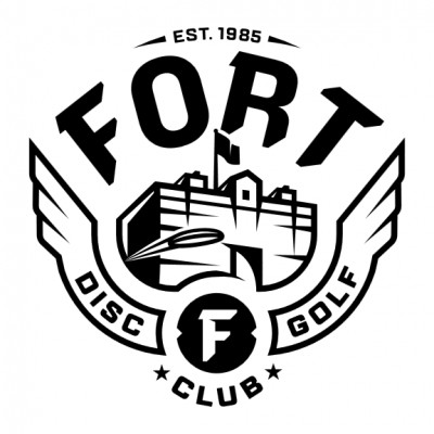 2021 Fort Disc Golf Club Membership logo