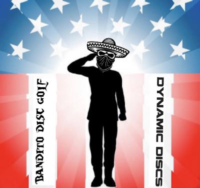 The Bandito Veteran Appreciation Challenge logo