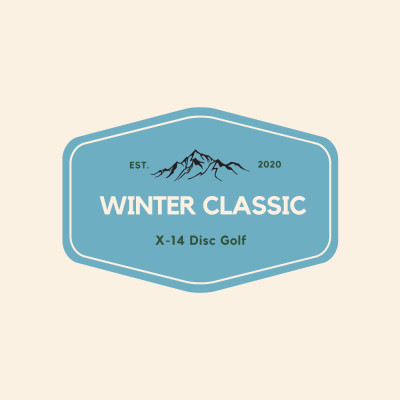 The X-14 Winter Classic logo