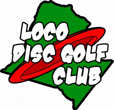 2021 LoCo Disc Golf Club Membership Drive logo