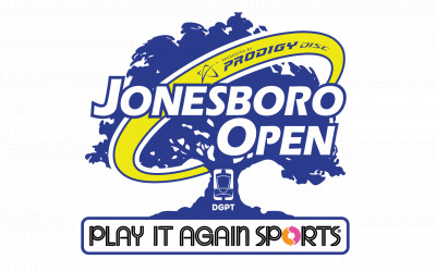 Jonesboro Open VOLUNTEER Sign Up logo