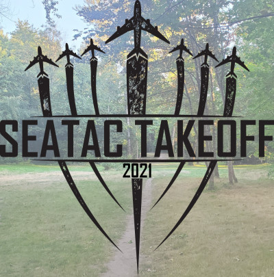 SeaTac Takeoff 2021 logo