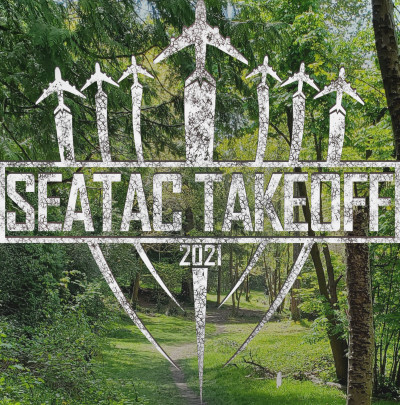SeaTac Takeoff 2021 logo
