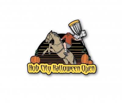 Hub City Halloween Open sponsored by The Great Courses of South Carolina logo