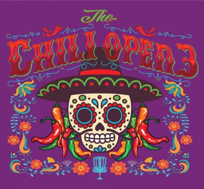 The Chili Open 3 logo
