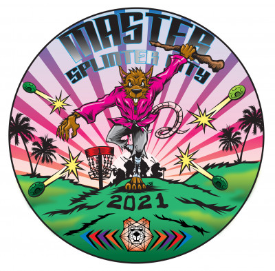 Master Splinter City logo