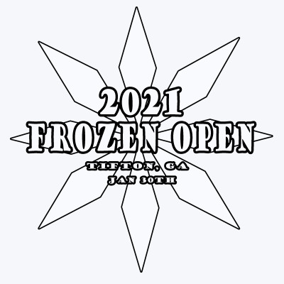 The 2021 Frozen Open Powered by Prodigy logo