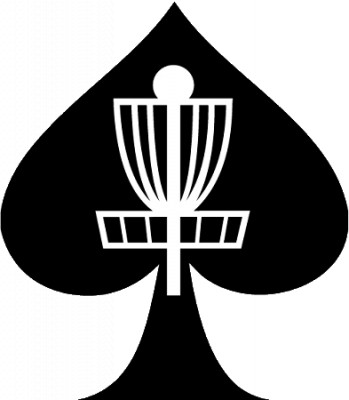 Disc Golf Poker Run Denton logo