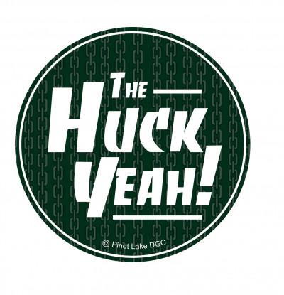 Top Shelf Pop-Up #5 - Huck Yeah! Random Triples logo