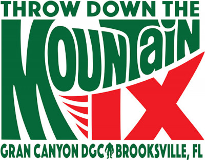 Discraft presents Sun King's Throw Down the Mountain IX (Weekend 1) logo