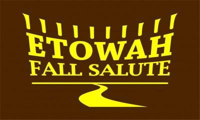 """Etowah Fall Salute"" logo"