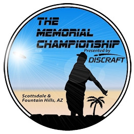 Memorial Championship presented by Discraft logo