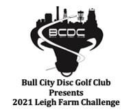 Leigh Farm Challenge logo