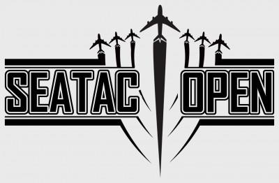 SeaTac Open logo