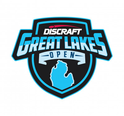 Discraft's Great Lakes Open logo