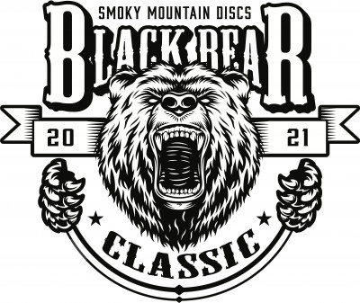 Black Bear Classic 2021 - Presented by Smoky Mountain Discs logo