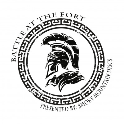 Battle at the Fort 2021 - Presented by Smoky Mountain Discs logo