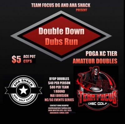 Double Down Dubs Run Splinter 2 logo