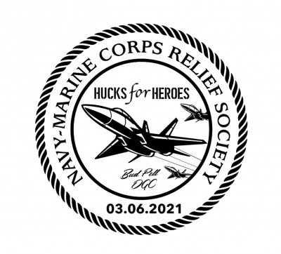 Huck's for Heroes logo