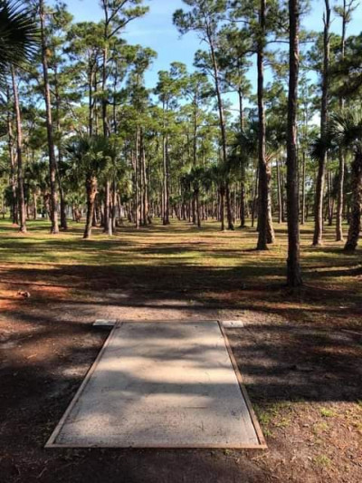 Indian River county Presents-Throw Smart at Kiwanis Hobart ! Hosted by Treasure coast disc golf logo