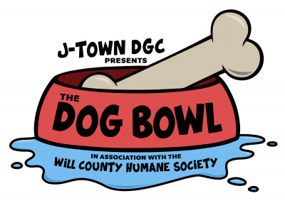 The Dog Bowl Presented by J Town Disc Golf Club logo