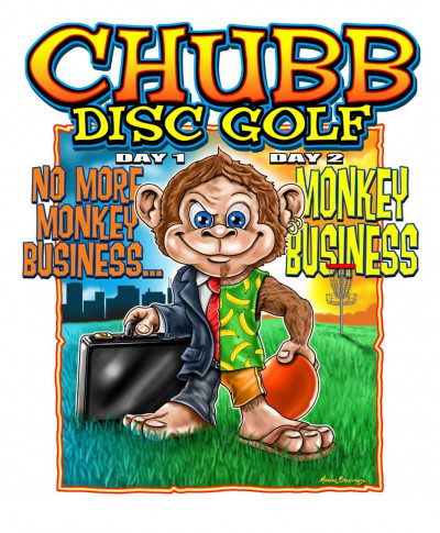 No More Monkey Business logo