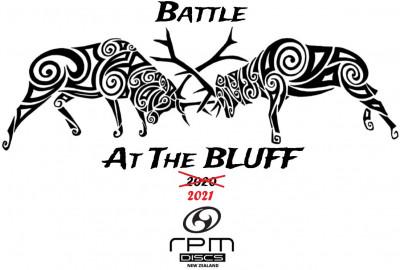 2021 - Battle at the Bluff logo