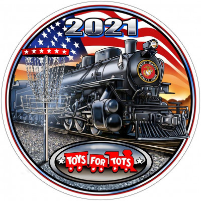 8th Annual Toys for Tots logo
