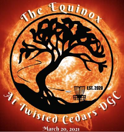 The Equinox at Twisted Cedars DGC logo