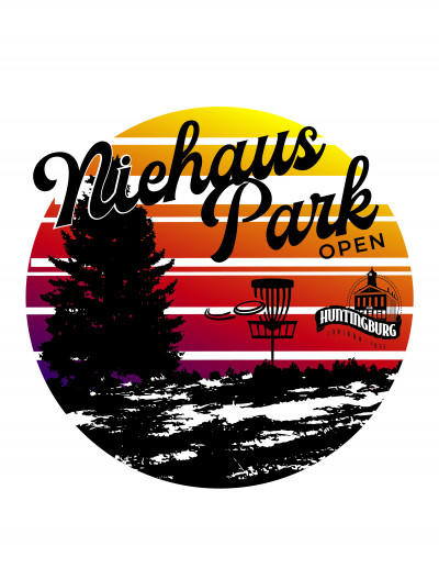 Niehaus Park Open sponsored by Dynamic Discs logo